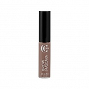 ТУШЬ ДЛЯ БРОВЕЙ BROW MASCARA, CC BROW, DARK BROWN